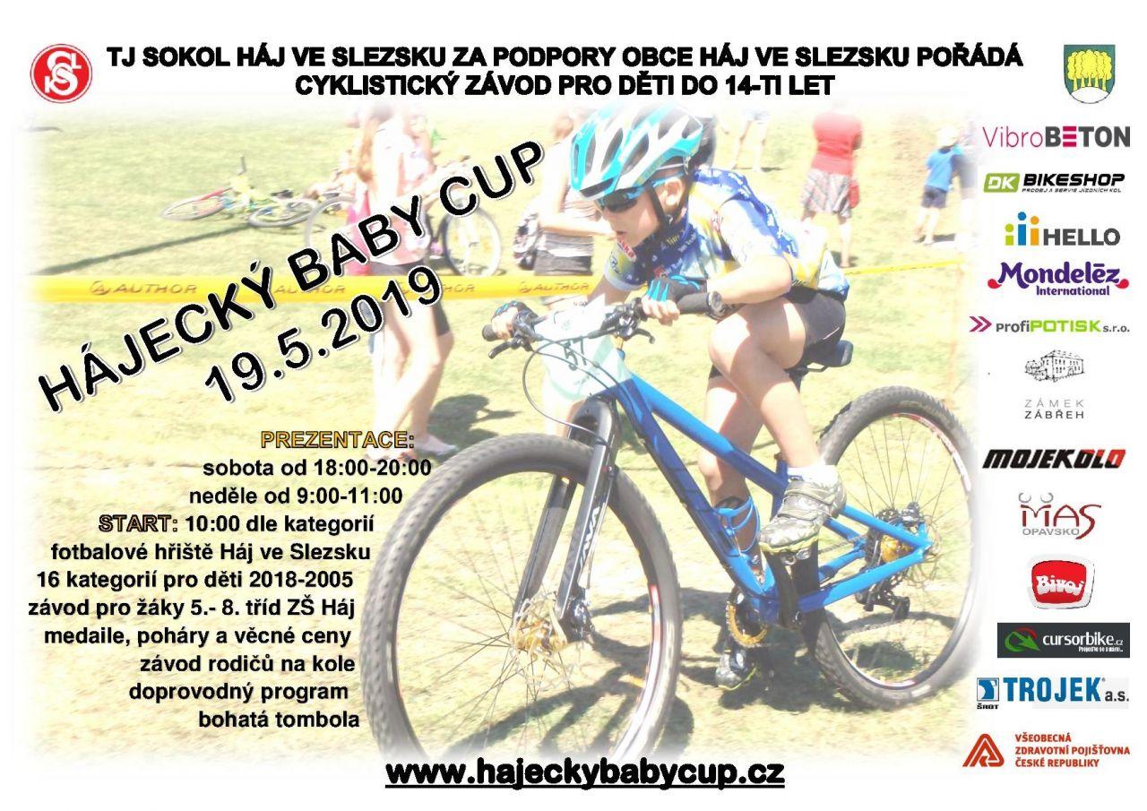 Hájecký Baby cup