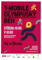 T-Mobile Olympijský běh Háj ve Slezsku - středa 19. 6. 2019 v Háji ve Slezsku 1